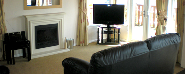 Borwick Heights - Pet friendly lodge to rent in Carnforth.
